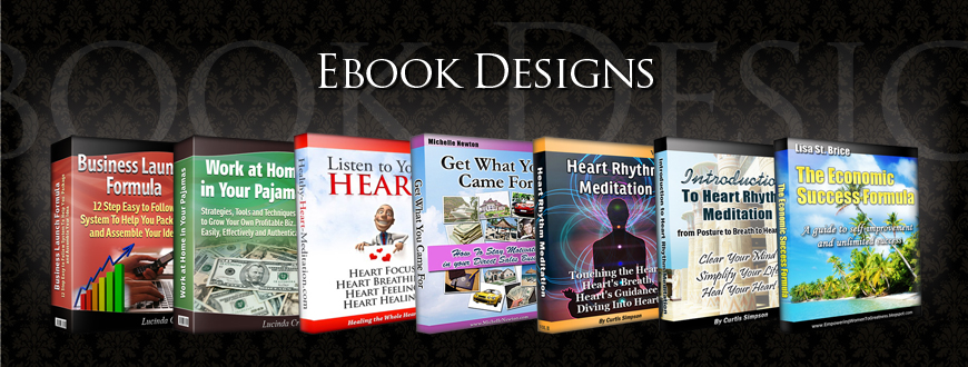 Ebook designs