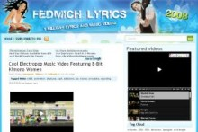 Lyrics and music videos